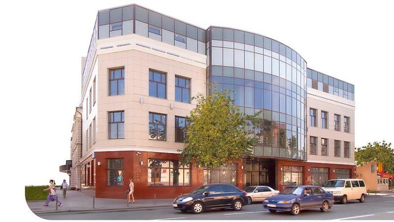 бизнес-центр Ина Хаус