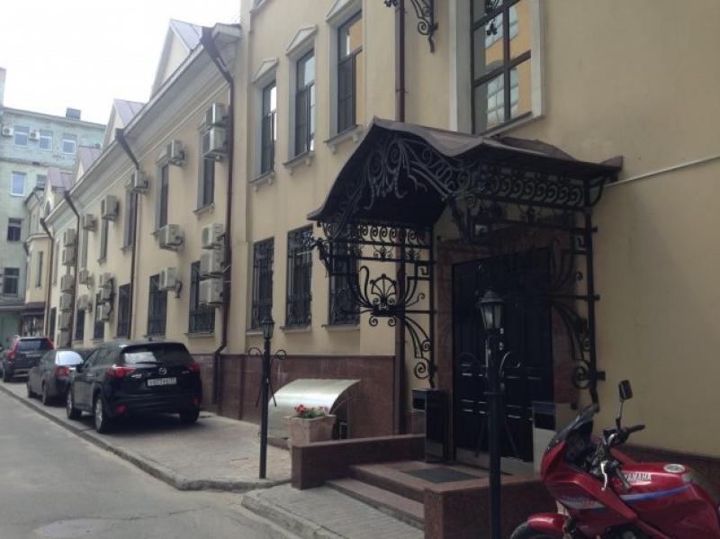 бизнес-центр Новорязанская 30а