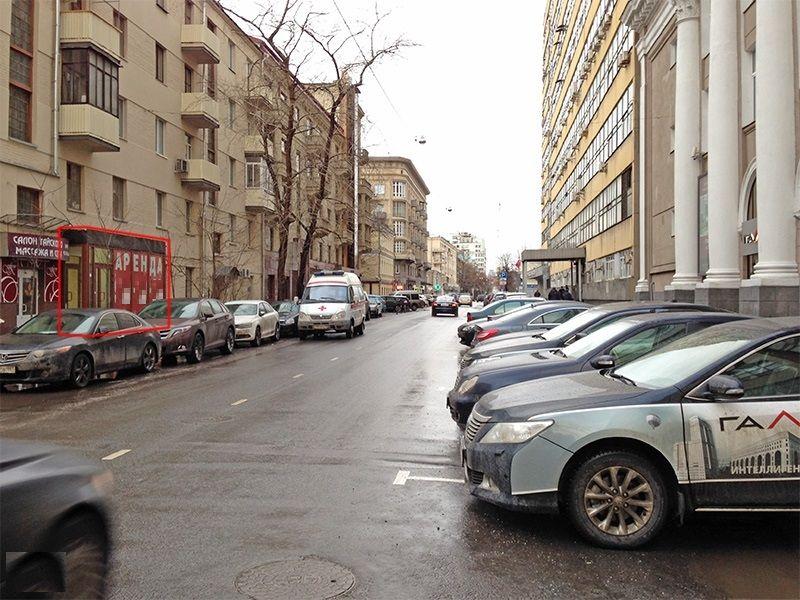 бизнес-центр Большая Татарская 44