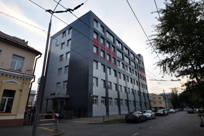 бизнес-центр Большая Новодмитровская 23с5