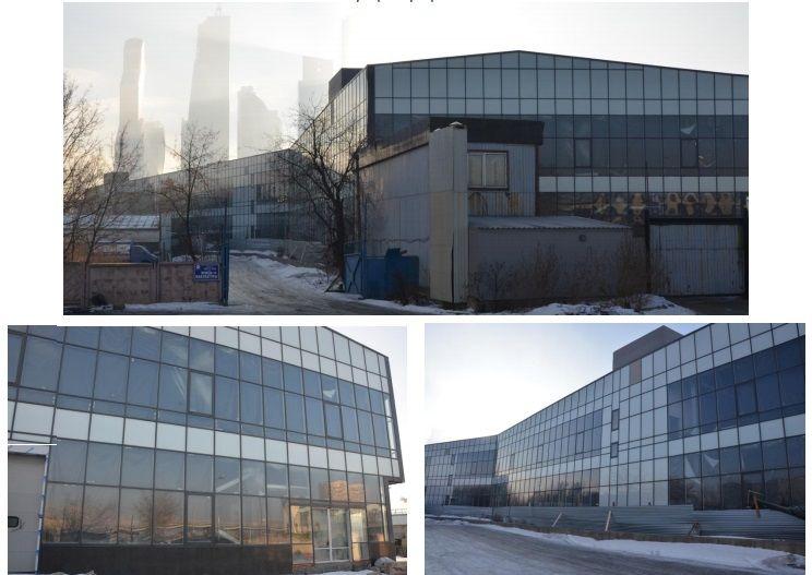 Бизнес-центр 2М9