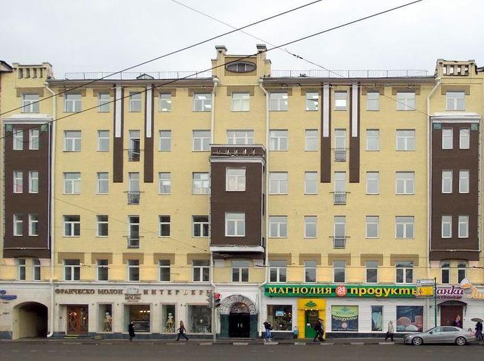 бизнес-центр Большая Полянка 7-10