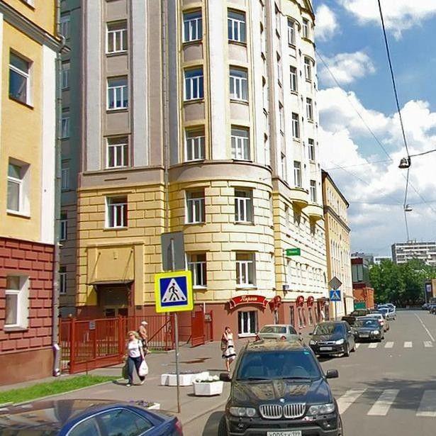 бизнес-центр Малая Пироговская 16