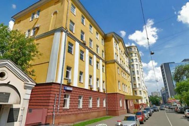 бизнес-центр Малая Пироговская 18