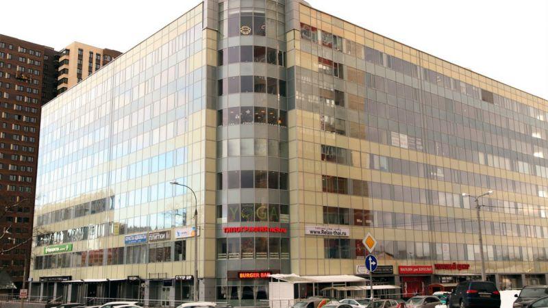 бизнес-центр БЦ Красногорск Плаза
