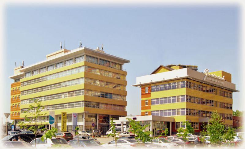 бизнес-центр Успенский