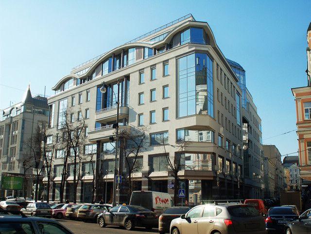 бизнес-центр Женевский Дом