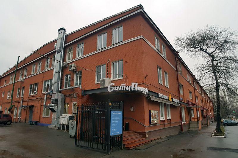 бизнес-центр Маломосковская 22