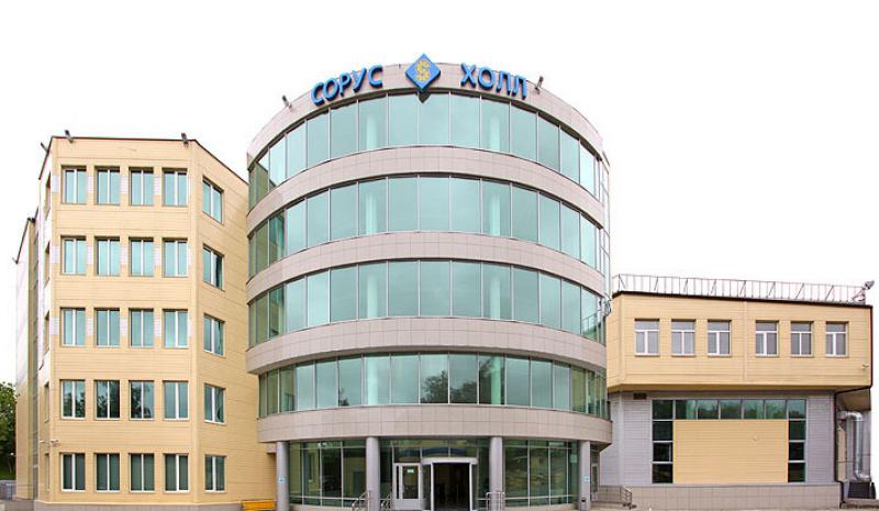 бизнес-центр Сорус Холл