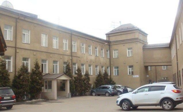 бизнес-центр Маленковская 32
