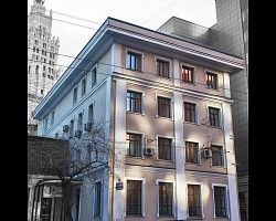 бизнес-центр Орликов 4