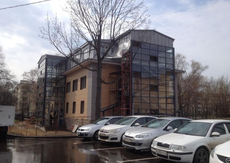 бизнес-центр Мневники 17