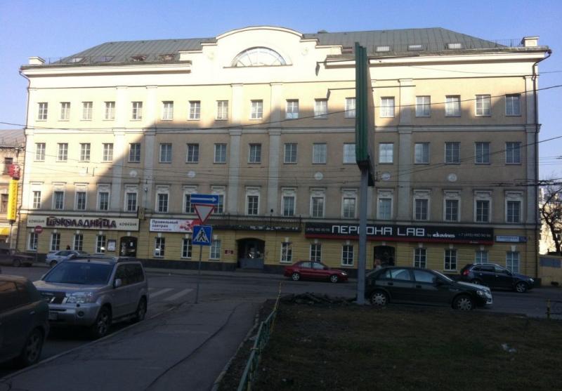 бизнес-центр Люсиновская 13