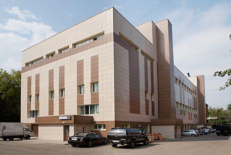 бизнес-центр Лихоборы