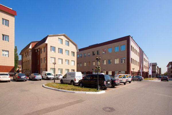 бизнес-центр IQ-Park