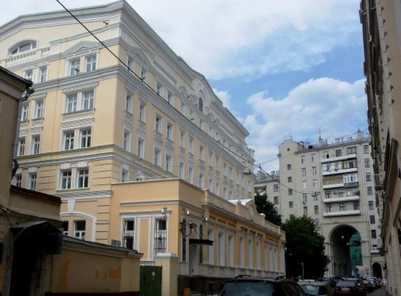 бизнес-центр Леонтьевский 25