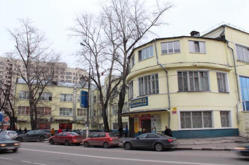 бизнес-центр Ленинская Слобода 17