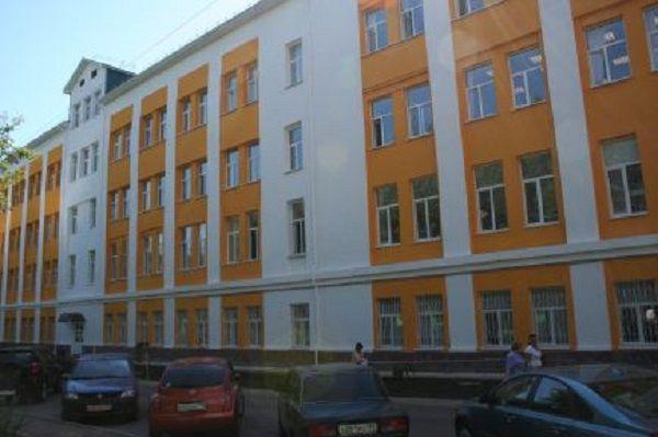 бизнес-центр Мишина 56