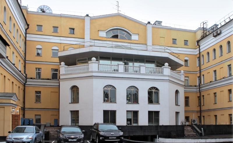 бизнес-центр Погодинская 24