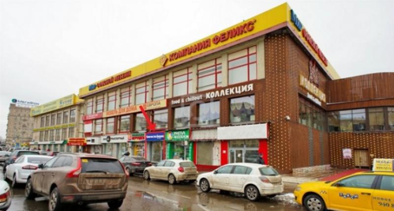 бизнес-центр Кутузовский 36а