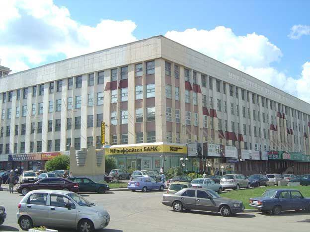 бизнес-центр Кутузовский 34
