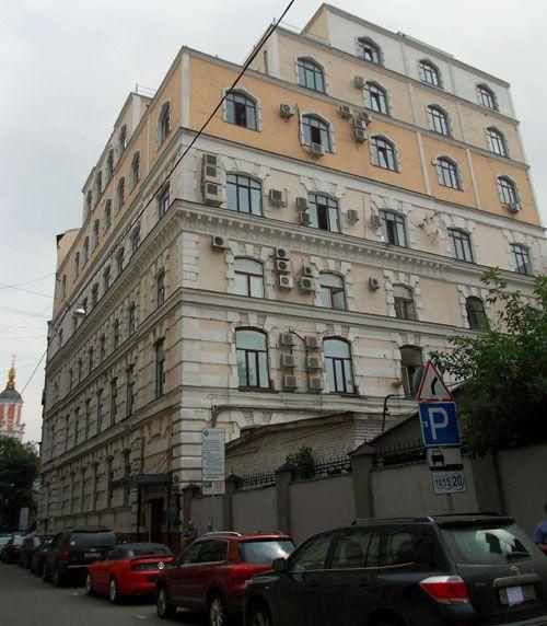бизнес-центр FERREIN PLAZA