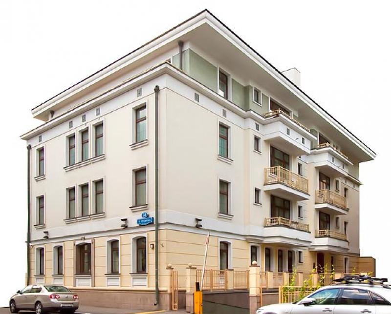 бизнес-центр Б. Ордынка 54