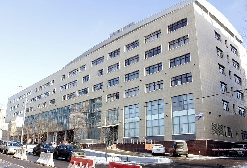 бизнес-центр Краснопресненский(В)
