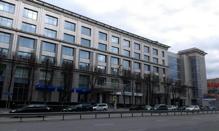 бизнес-центр Звенигородский