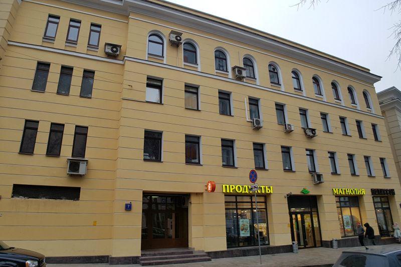бизнес-центр Нижний Кисловский 7