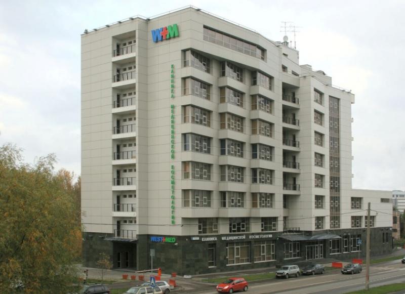 бизнес-центр Крылатский 2