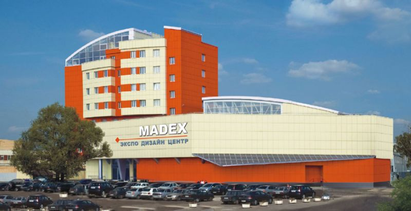 бизнес-центр ТОЦ Madex