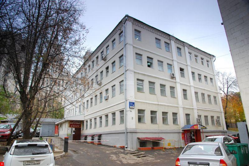 бизнес-центр Каланчевская 11