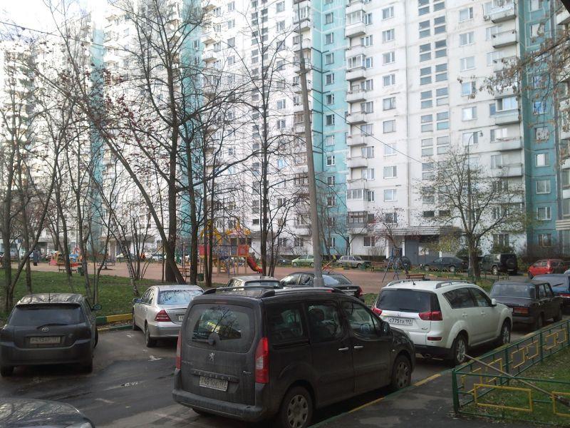 бизнес-центр Красноярская 1