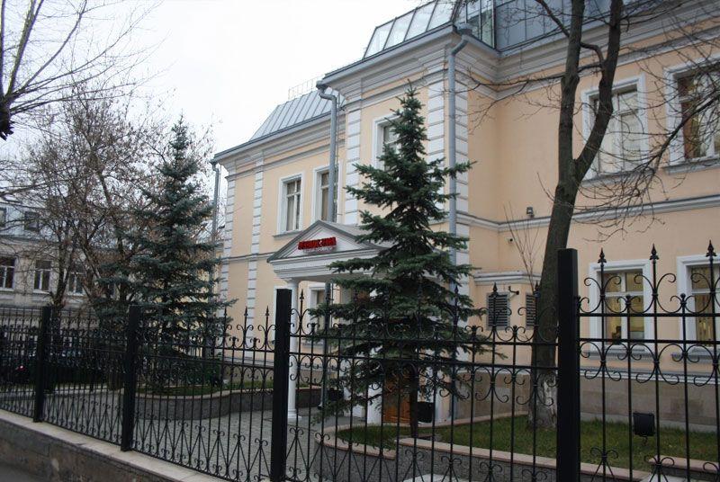 бизнес-центр Верхняя Радищевская 9