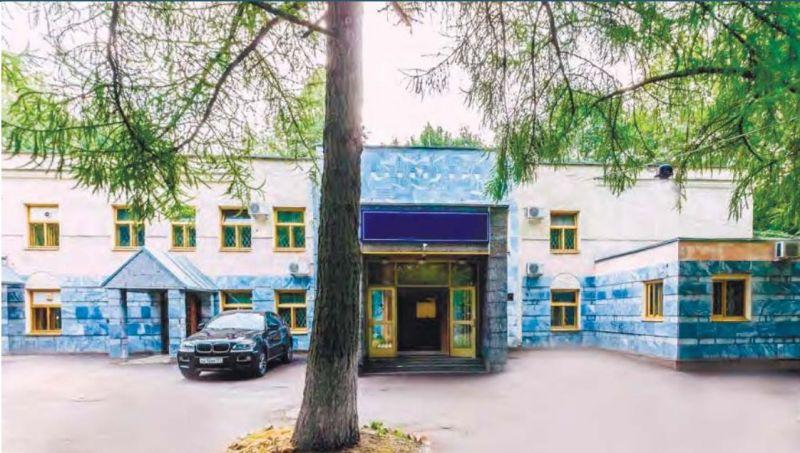 бизнес-центр Коновалова 14