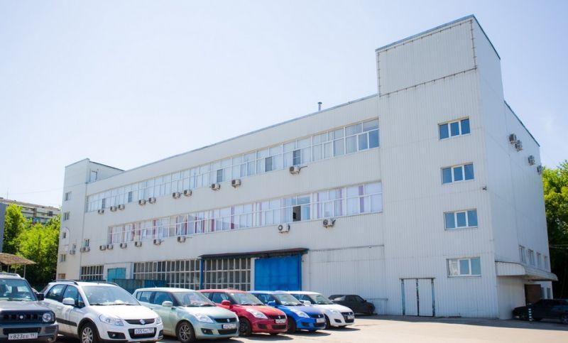 бизнес-центр Касаткина 11