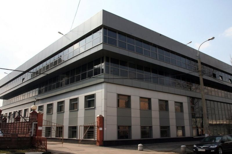 бизнес-центр Котляковская 3