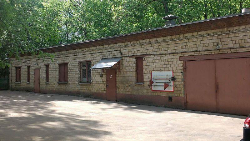 бизнес-центр Кастанаевская 34с2