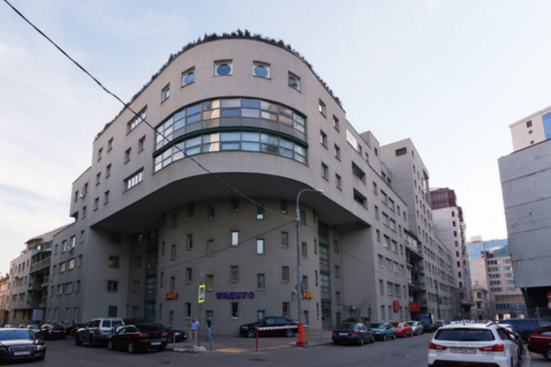 бизнес-центр Композиторская 17