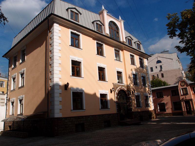 бизнес-центр Колобовский 19