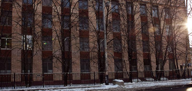 бизнес-центр Ярцевская 36