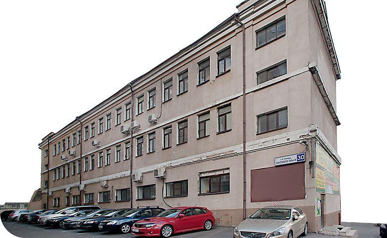 бизнес-центр 3-я улица Ямского поля 30 (дубль)