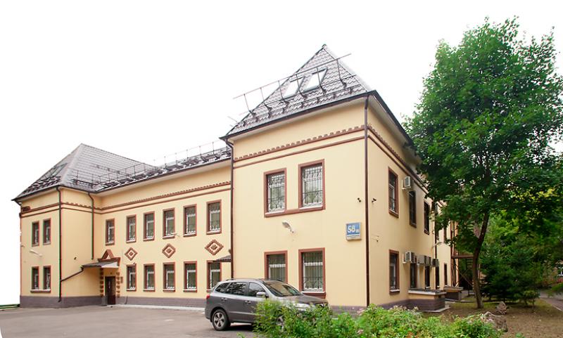 бизнес-центр Каширское 58