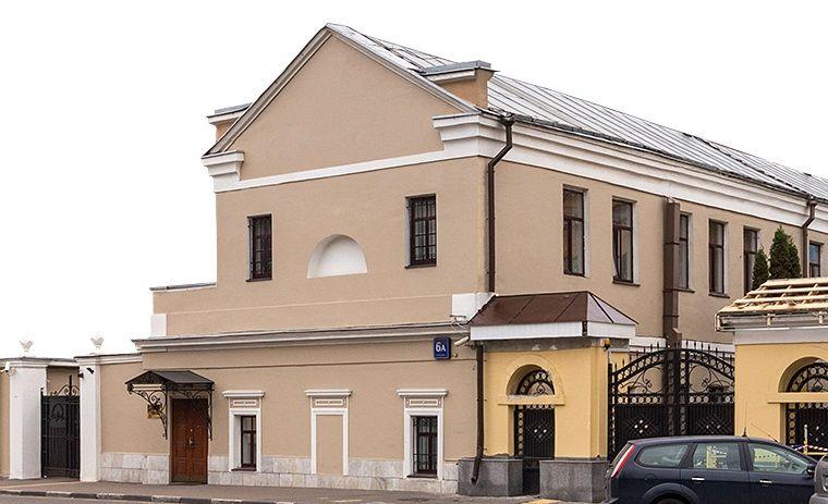 бизнес-центр Александра Солженицына 6