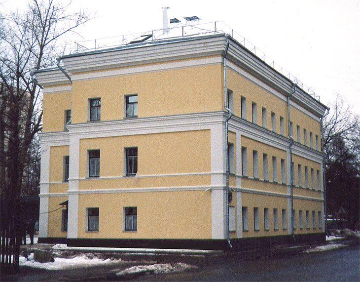 бизнес-центр Новорогожская 11