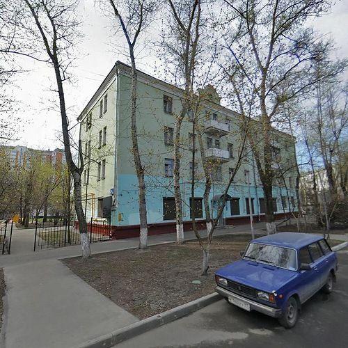 бизнес-центр Новогиреевская 24