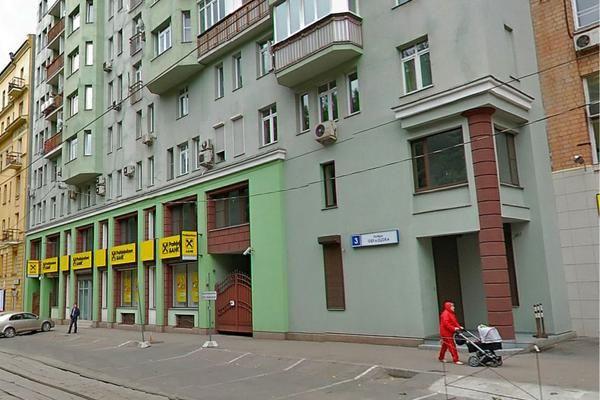 бизнес-центр Образцова 3
