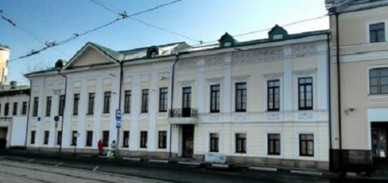 бизнес-центр Андроньевский 4