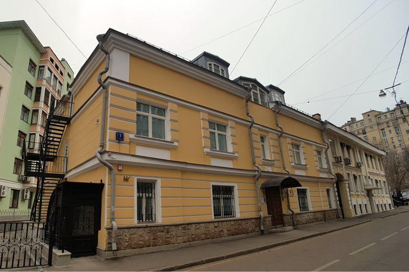 бизнес-центр Особняк 4й Ростовский